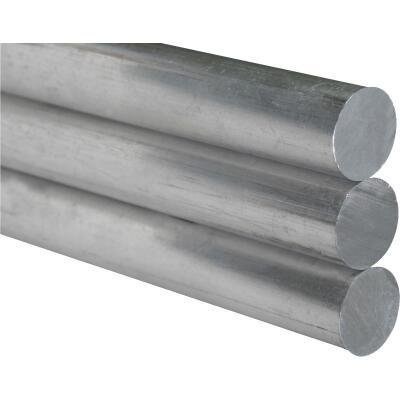 K&S 3/8 In. x 12 In. Solid Stainless Steel Rod