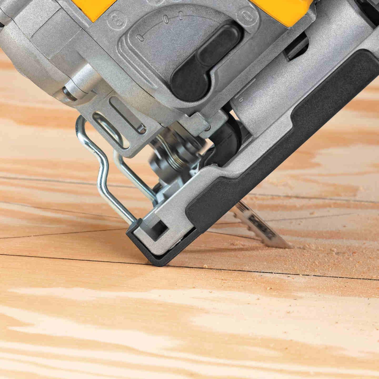 DeWalt 6.5A 4-Position 500-3100 SPM Jig Saw Kit Image 4