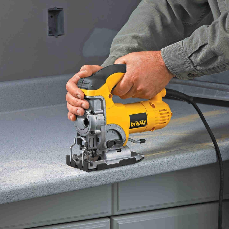 DeWalt 6.5A 4-Position 500-3100 SPM Jig Saw Kit Image 7
