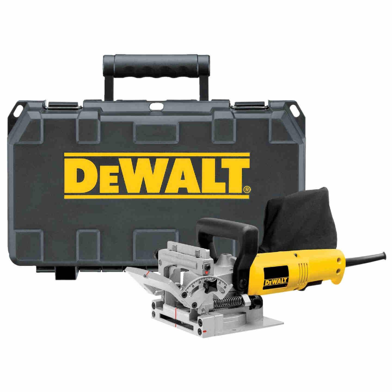 DeWalt 6.5-Amp Plate Joiner Kit Image 6