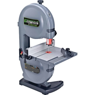 Genesis 9 In. 2.2-Amp Band Saw
