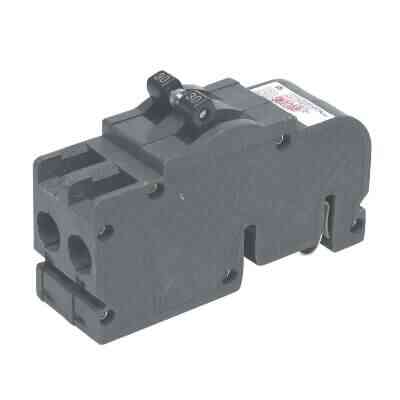 Connecticut Electric 50A Double-Pole Standard Trip Packaged Replacement Circuit Breaker For Zinsco