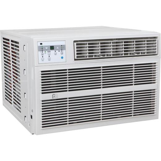 Perfect Aire 8000 BTU 350 Sq. Ft. Window Air Conditioner with Heater