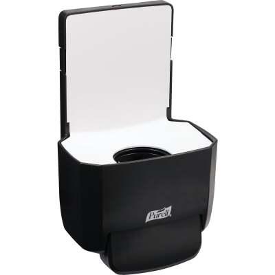 Purell ES4 Black Push-Style 1200mL Soap Dispenser