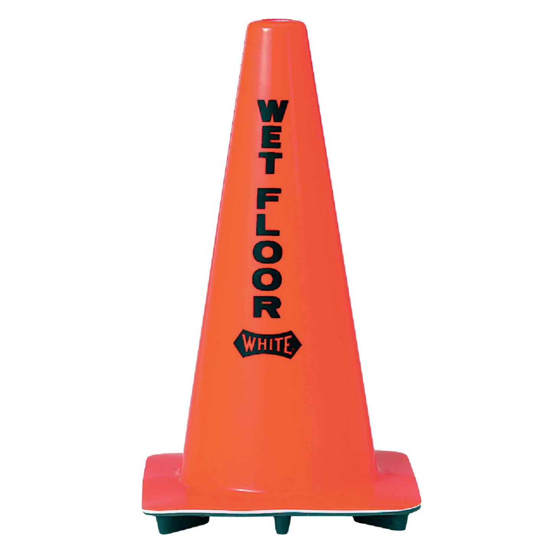 Impact 18 In. H. Wet Floor Cone Image 1
